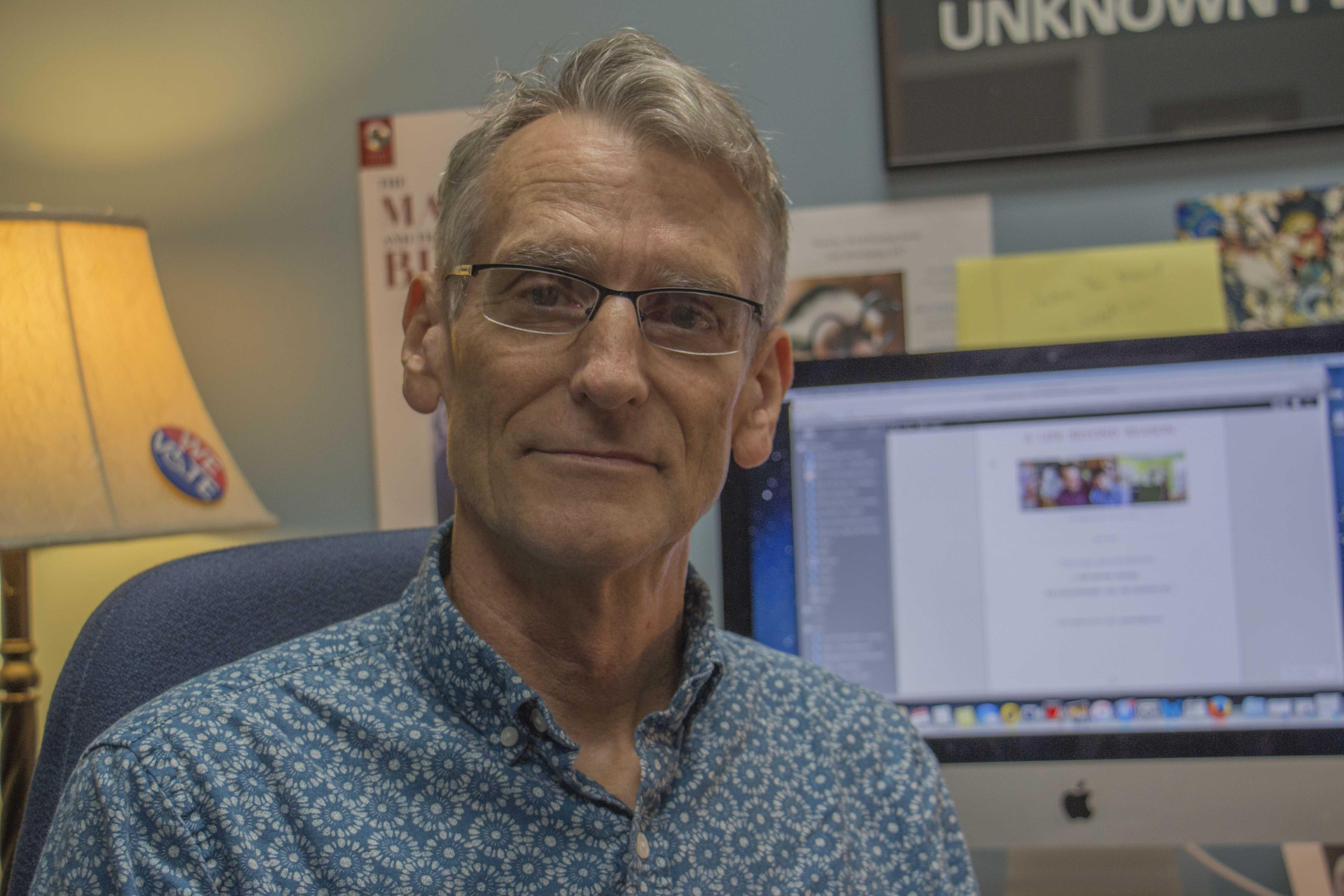 Professor Spotlight: Chris Gabbard