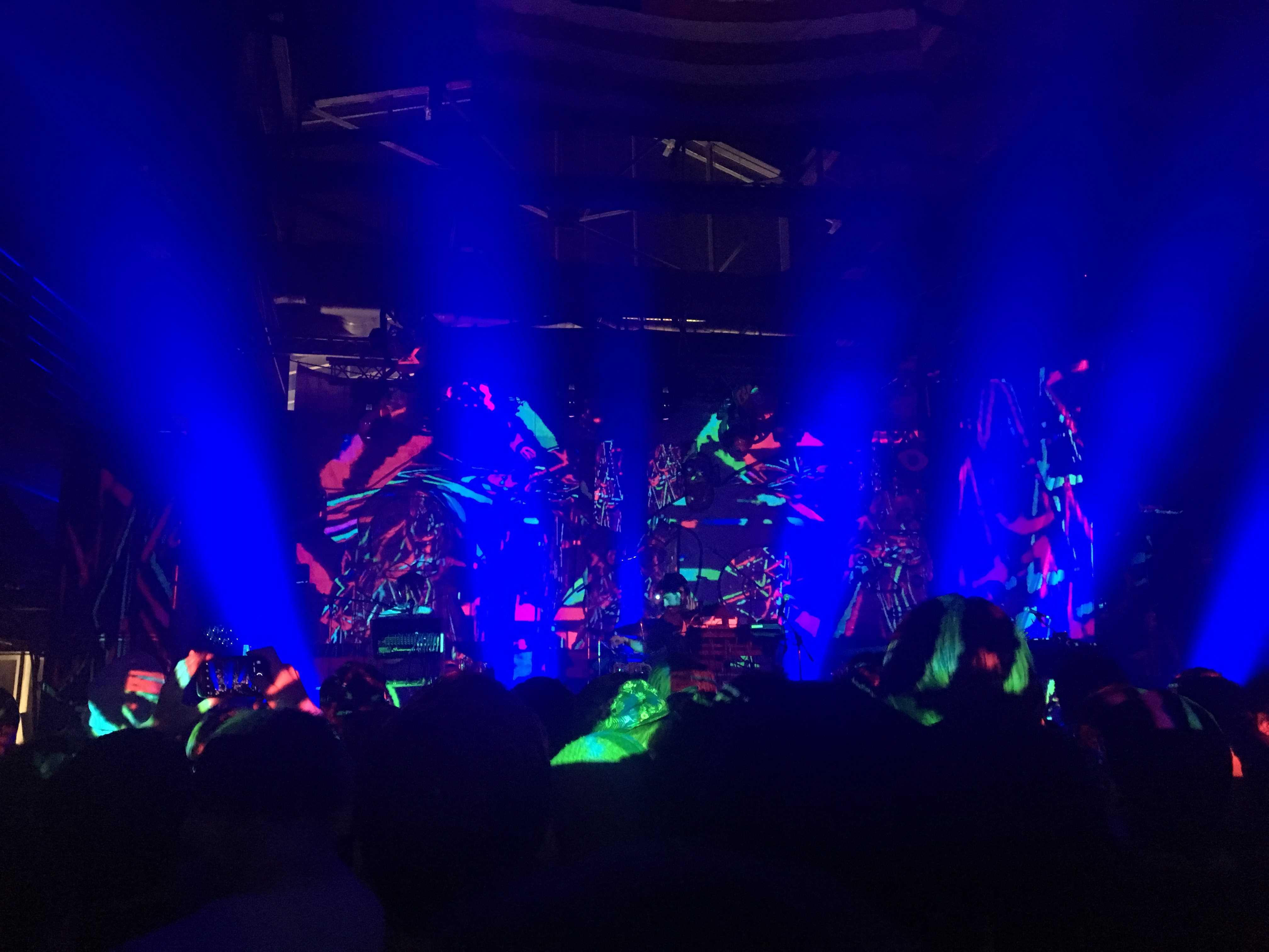Animal Collective lights up Maverick's