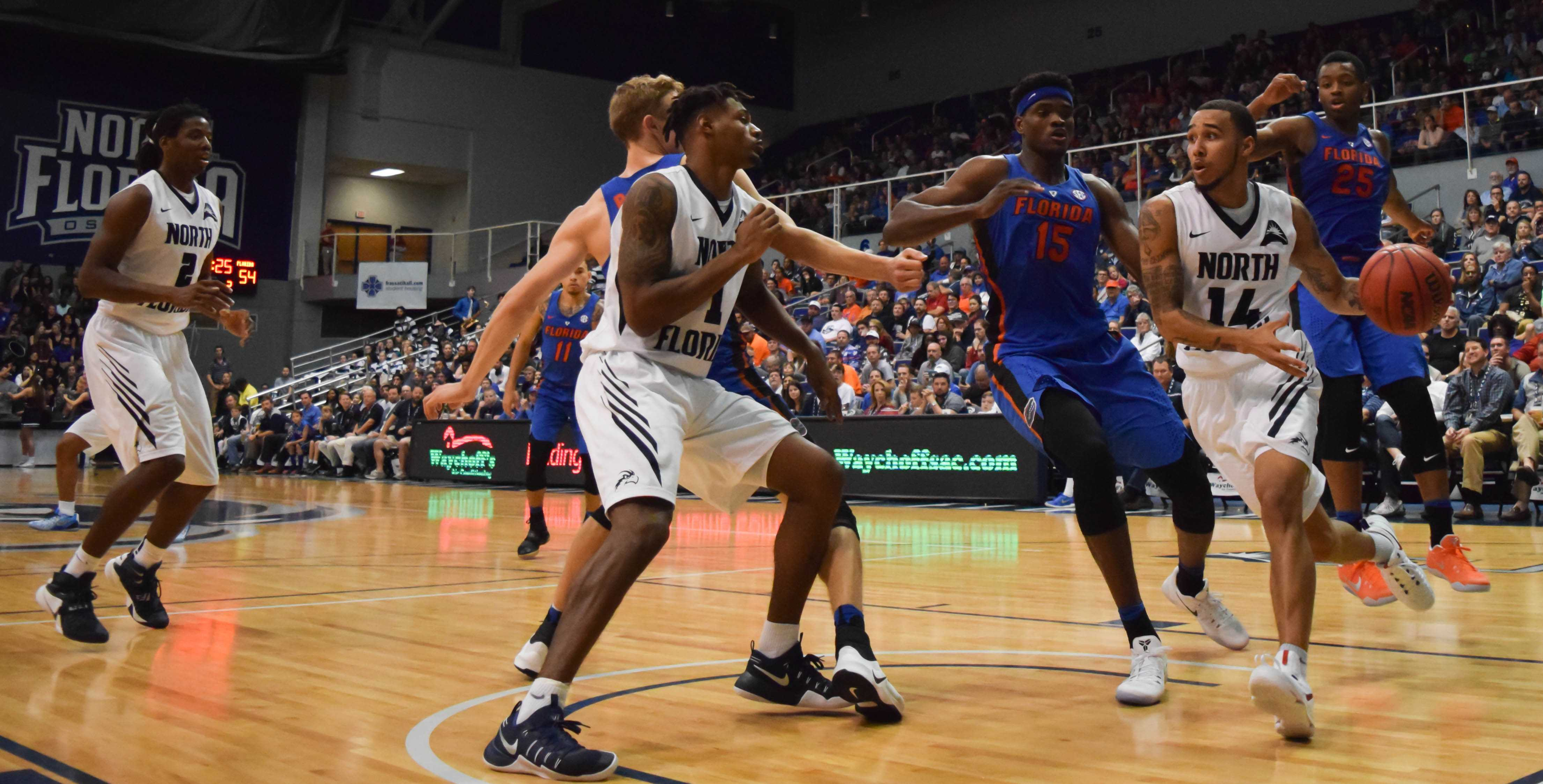 Preview: North Florida heads to #22 Syracuse