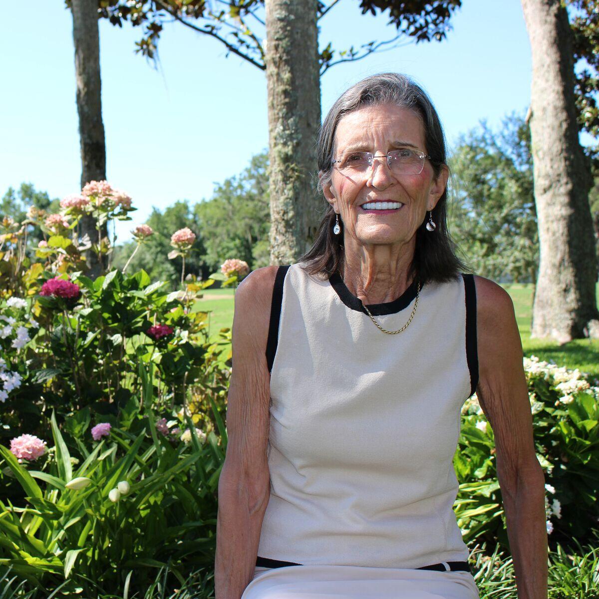 Maria Cox. Photo courtesy of Ben Thompson.