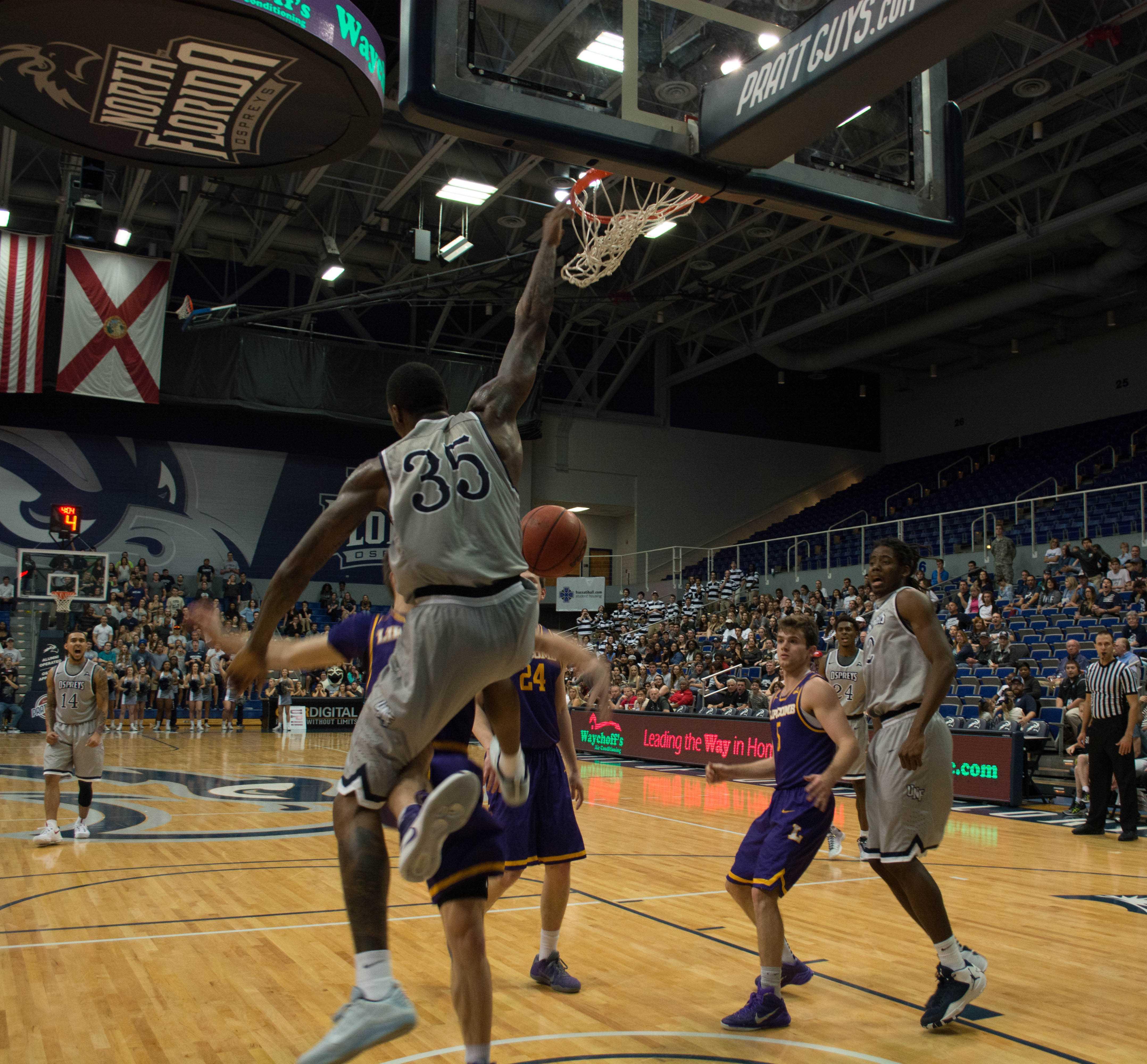 Ospreys defeat Bisons 90-84