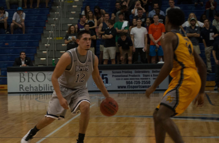 Ospreys win 86-84 to Kennesaw State