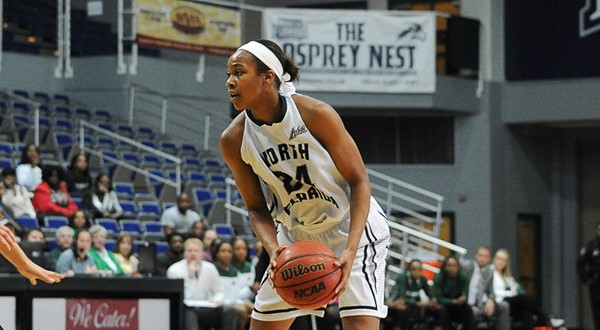 Women's Basketball split New Year Classic against Wofford and Warner State