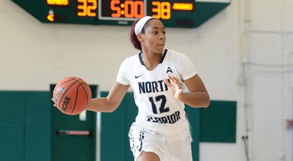 Women earn their first ASUN win of the season