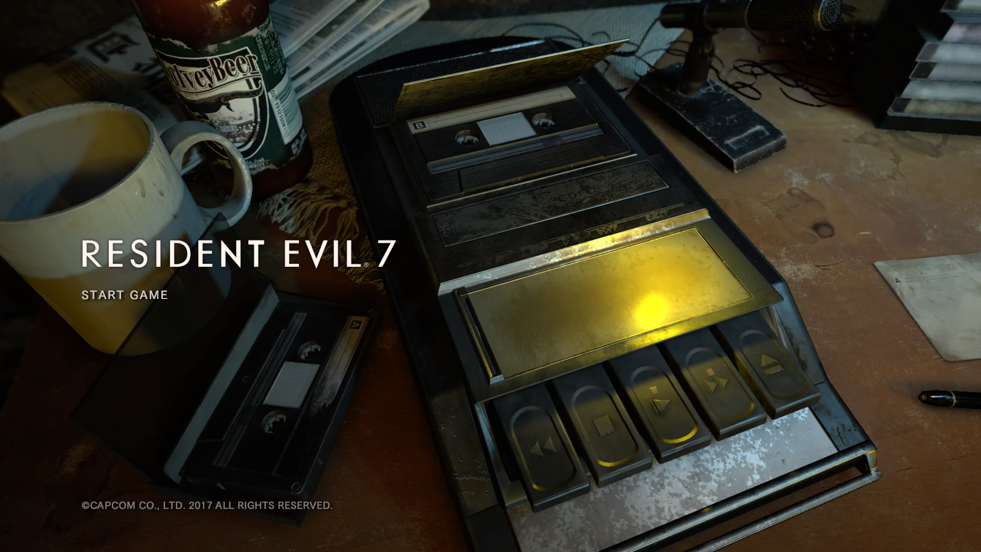 Resident Evil is back