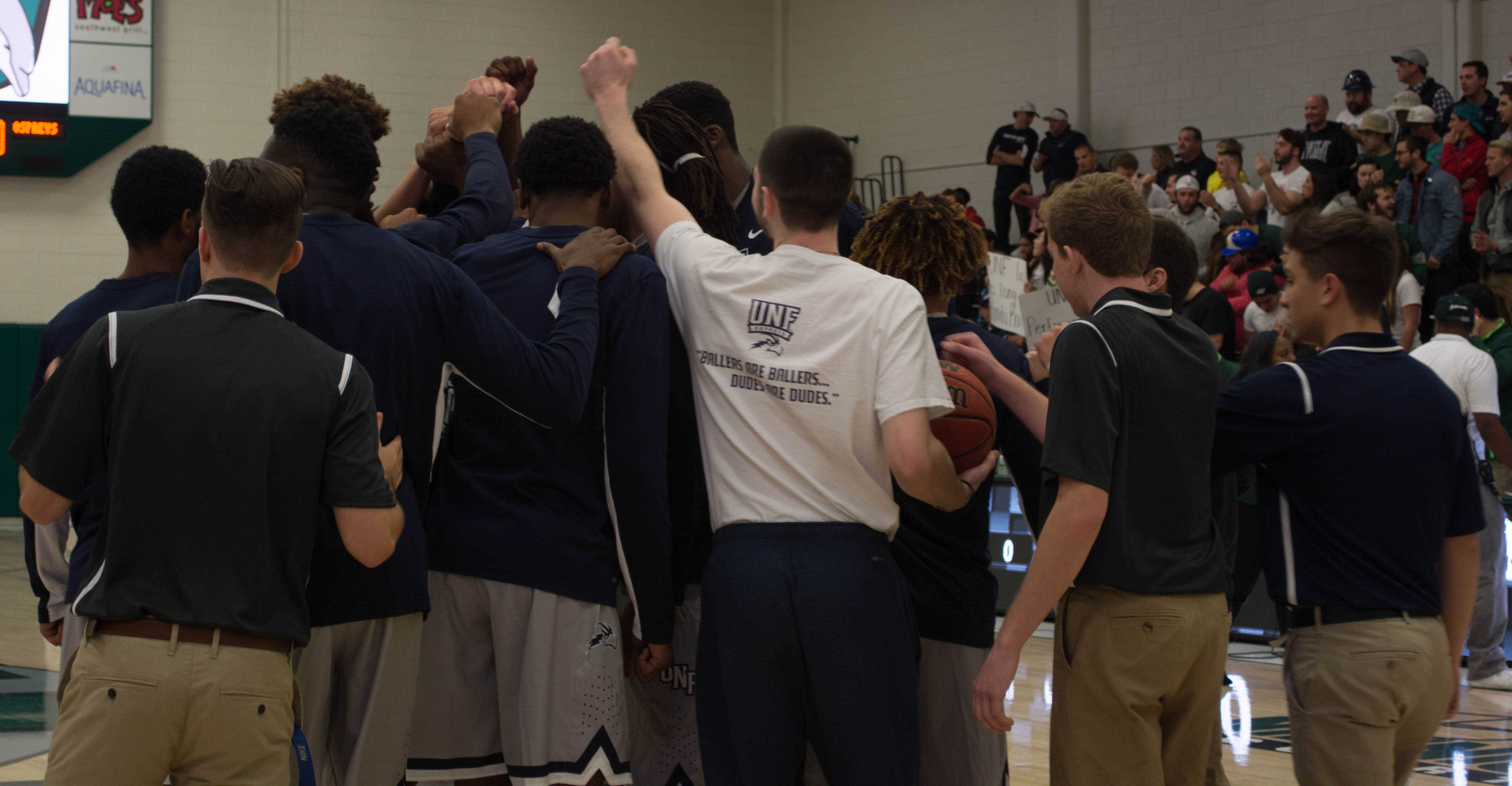 UNF Ospreys win 7th straight River City Rumble