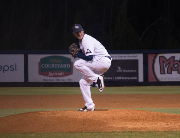 UNF baseball's season ends in the ASUN tournament