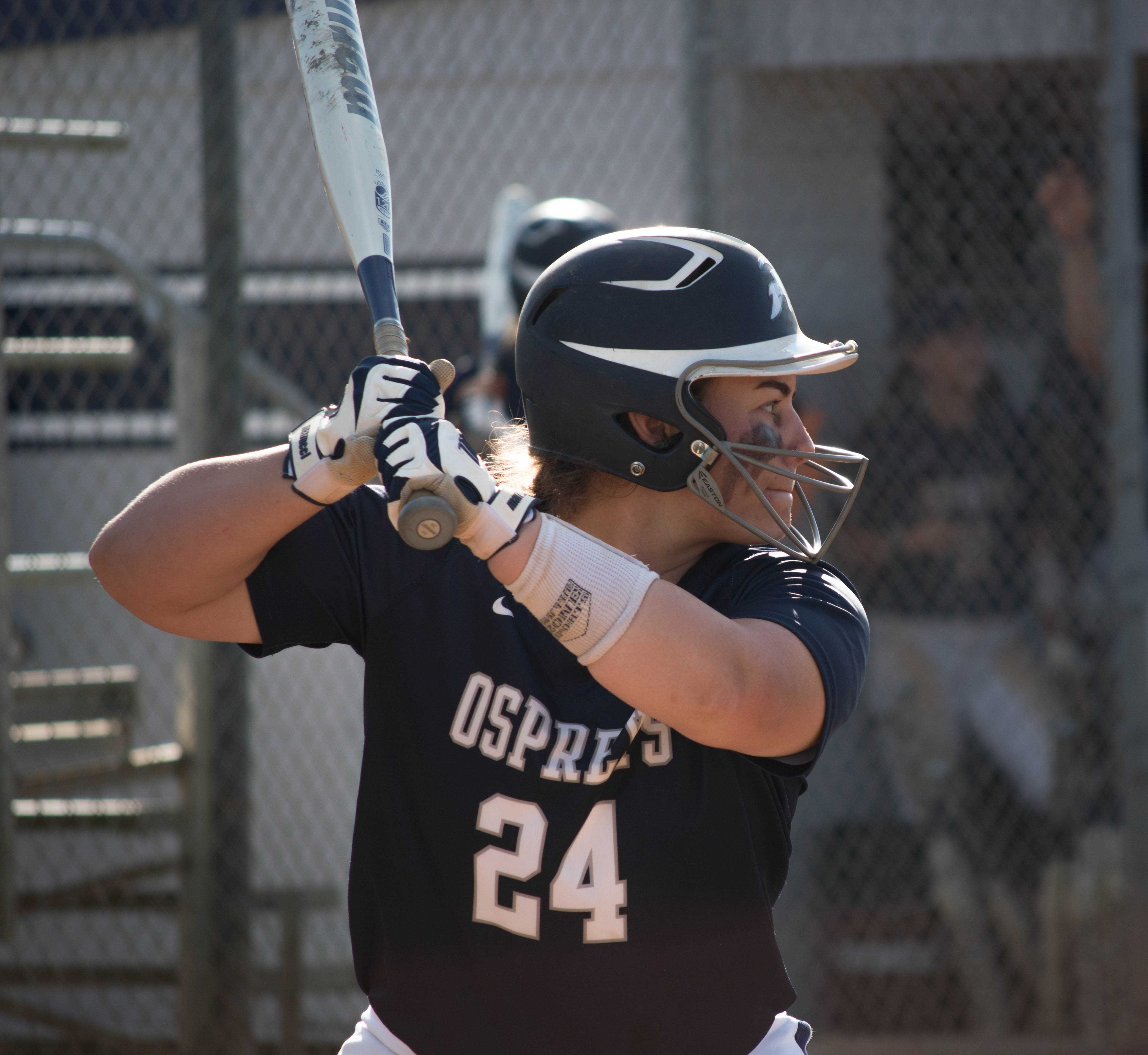 Softball team wins five of six games at home opening