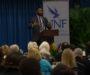 Nbada Mandela visits UNF to speak at MLK luncheon