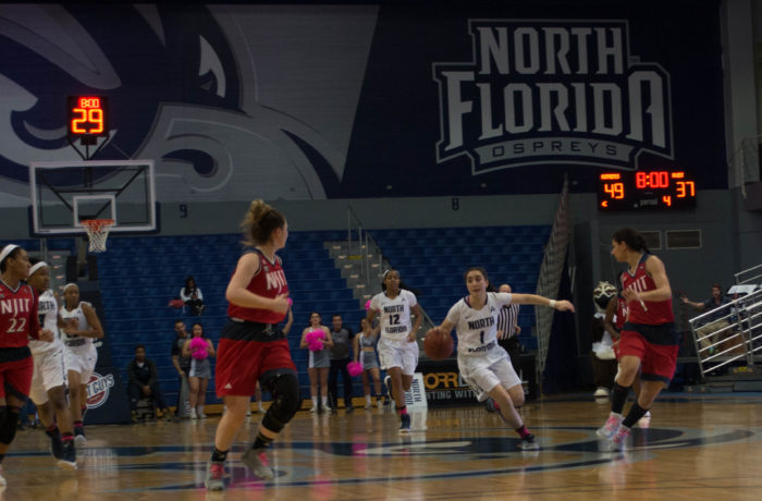 North Florida halts the Highlanders, 61-51