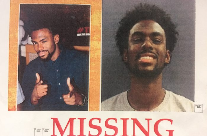 Search comes to an end on missing student's 21st birthday