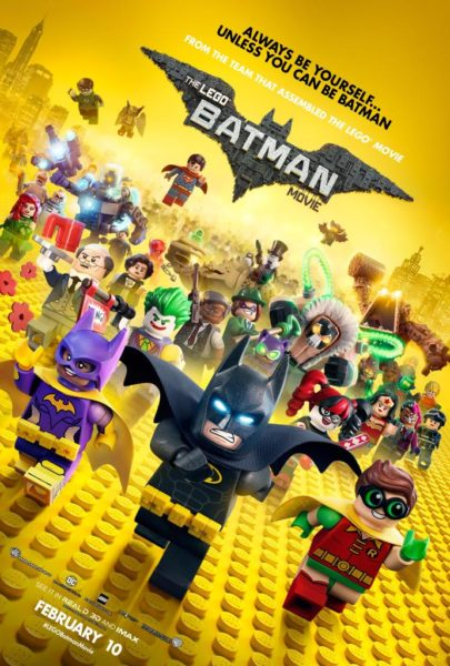 The Lego Batman Movie. Photo courtesy of Google