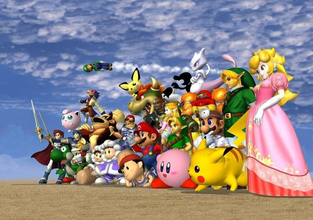 Students prepare for Super Smash Bros final every Wednesday