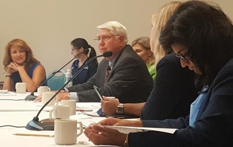 Board of Trustees discuss budget plans
