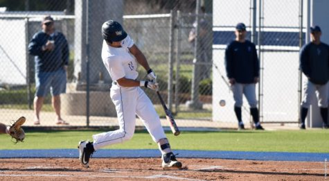 Baseball wins home opener series