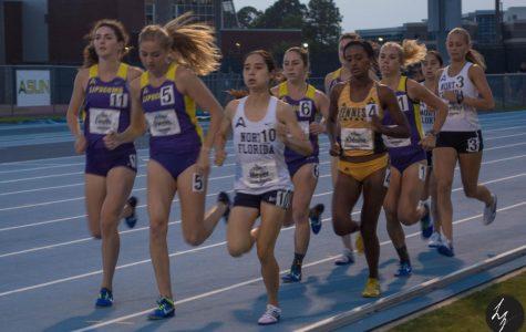 UNF's Eden Meyer going to NCAA track finals
