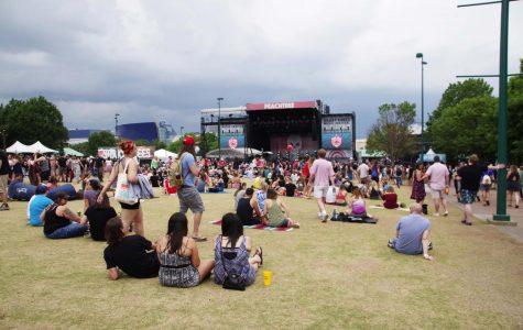Spinnaker does Shaky Knees: Friday, May 12th recap