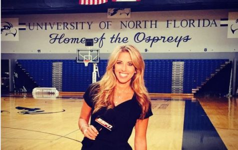 UNF alumna included in ESPN layoff