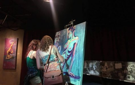 Figurative art on display in Jacksonville Beach