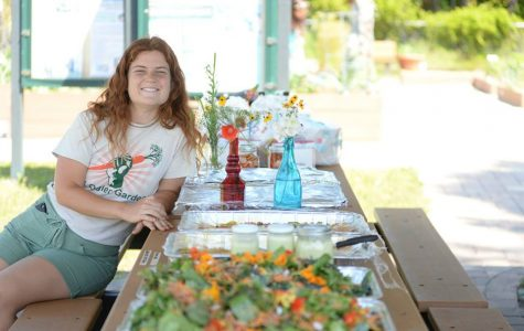 Mallory Schott: Growing a community through a garden