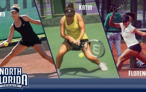 UNF tennis teams add new players