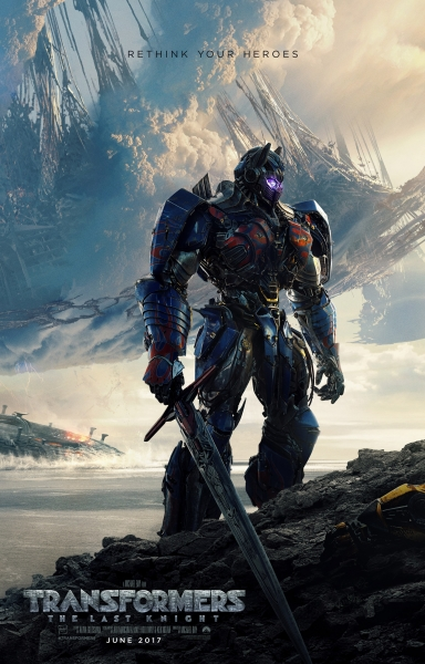 It's time for 'Transformers' to hit the scrapyard