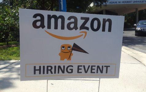 Amazon Job Fair at UNF