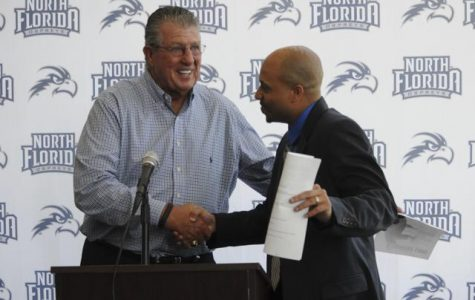 Athletic Director Lee Moon on the hiring process for UNF coaches
