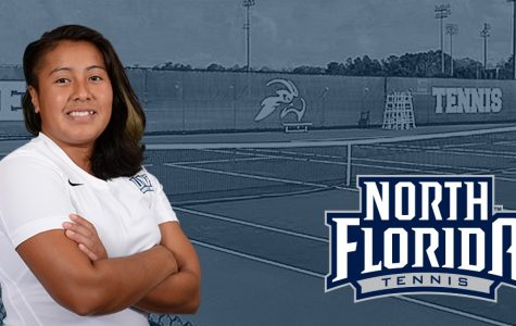 Former UNF tennis player named assistant coach