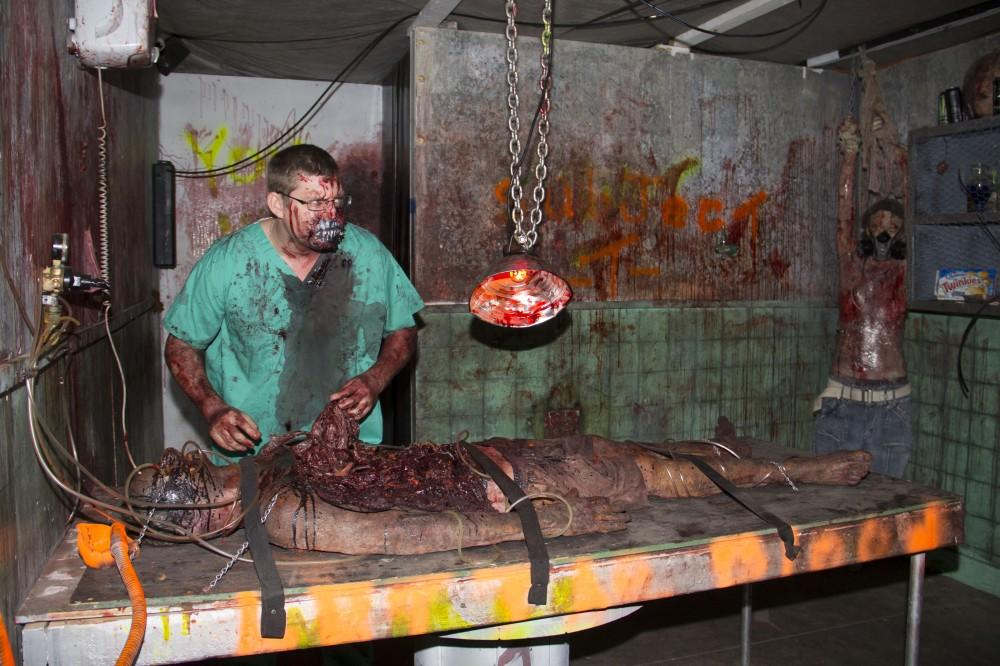 The Spinnaker S Guide To Jacksonville S Haunted Houses