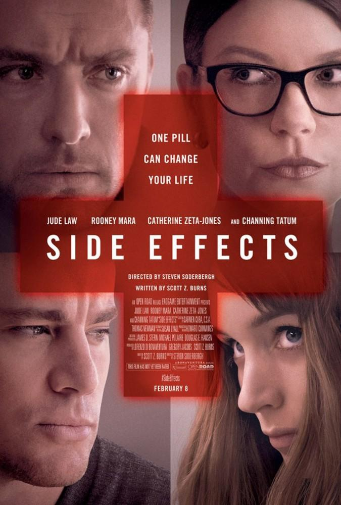 """Movie poster provided by """"Side Effects"""" Facebook page"""