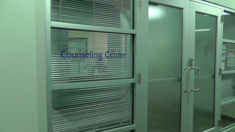 The UNF Counseling Center, located in Founders Hall (Building 2), room 2300. Photo from video by Natalie Logan