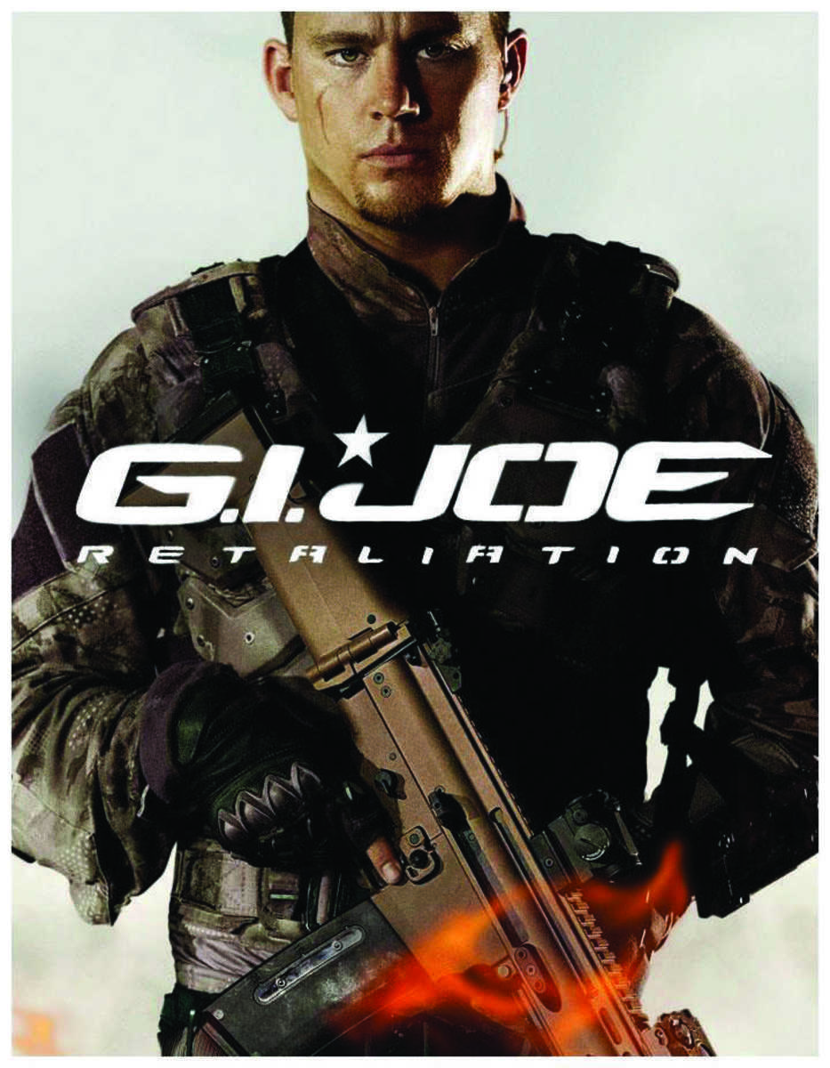 "Movie Poster Courtesy of ""G.I. Joe: Retaliation"" Facebook Page"