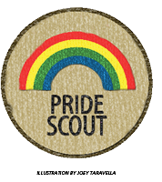 Despite the admission of openly gay scouts, the Boy Scouts are still sending a mixed message, and aren't deserving of any praise just yet.