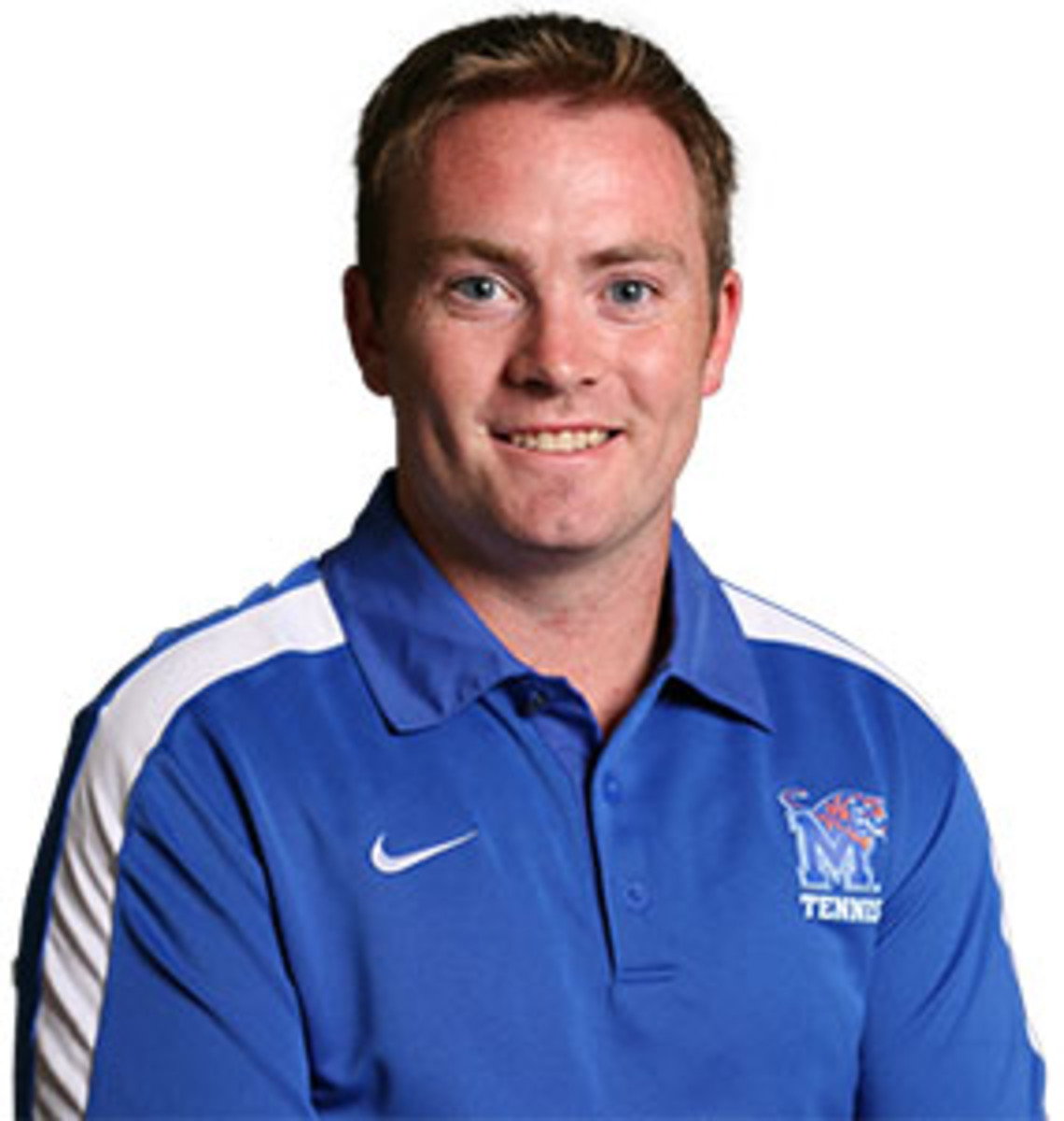 New UNF head coach Mark Finnegan (Photo courtesy of Memphis University Athletics website)
