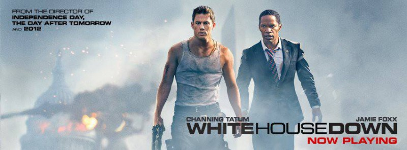 White House Down is a fun summer action flick with some great visual effects.