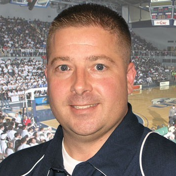 New assistant coach Stephen Perkins. Photo Credit: UNF Athletics