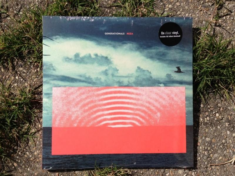The Generationals most recent album, Heza, was released in April.  Photo courtesy of Facebook.