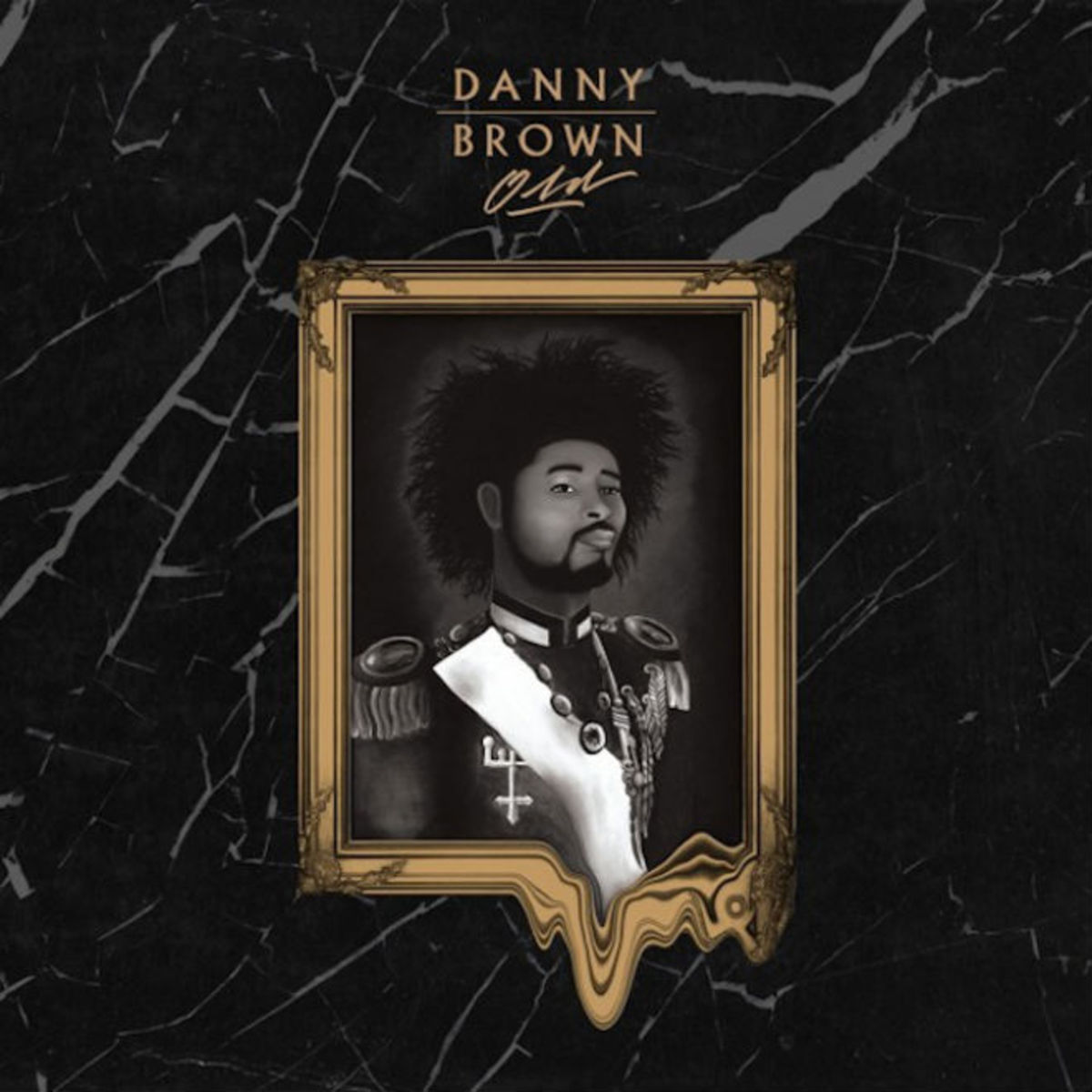 Cover Art for Danny Brown's Old