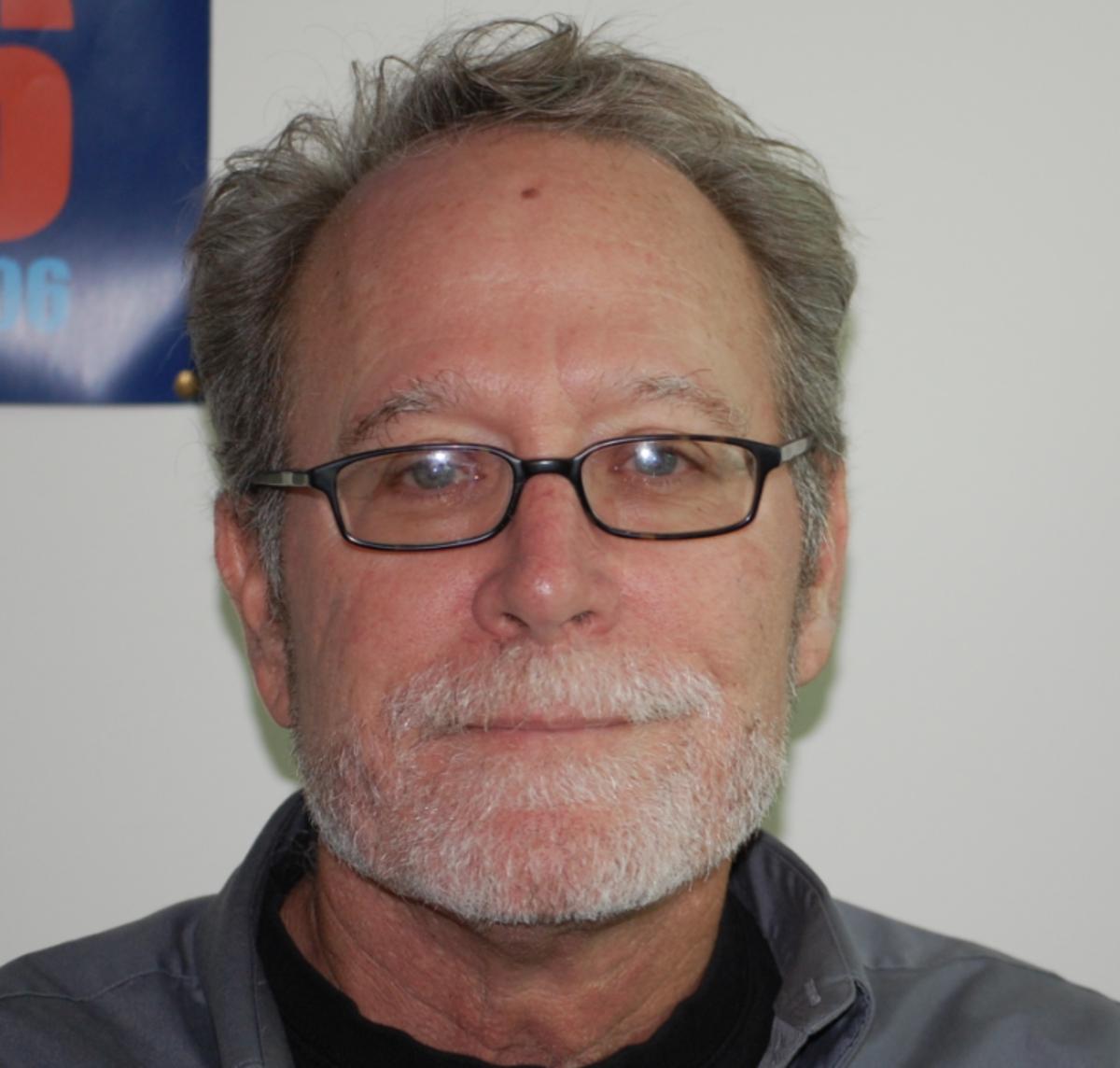 Professor David Jaffee Photo Courtesy of Sarah Ricevuto