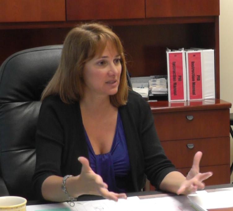 Sharon Ashton, Vice President of UNF Public Relations.