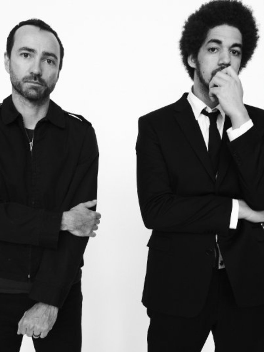 James Mercer and Danger Mouse reunited to produce After the Disco. Photo courtesy of Facebook