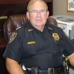 Interim chief Charles Strudel