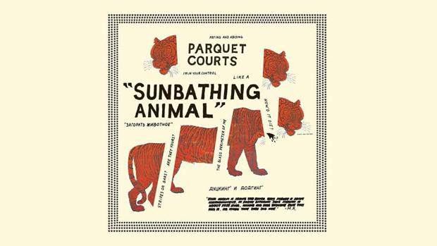It takes a few listens to get into, but Parquet Courts' latest album Sunbathing Animal is the musical ride of the summer. Photo courtesy Facebook