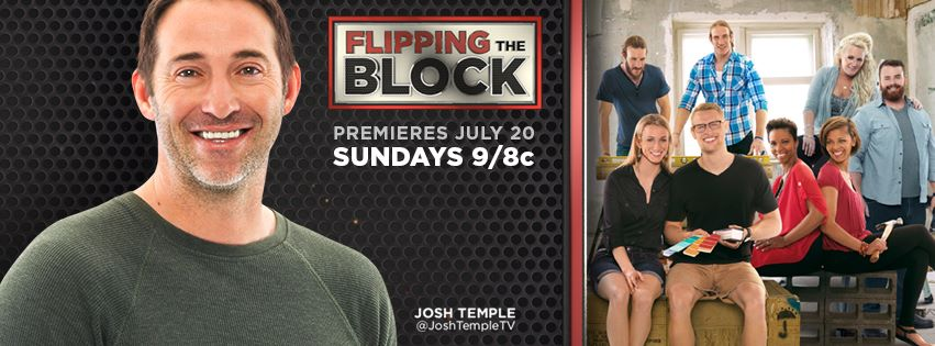 John and Whitney Spinks appear in the new HGTV show Flipping the Block as competitors.  Photo Courtesy Facebook