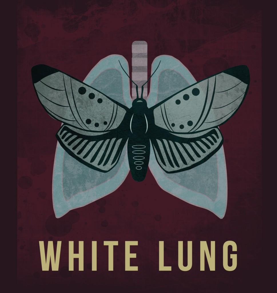 On Sept. 7 White Lung, a Canadian punk band, performed in Gainesville, Fla. Graphic by Emily Wolfe