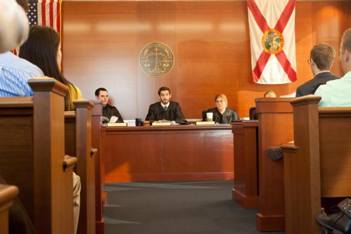 1.The Judicial hearing on the case of Kaitlin Ramirez packed the courtroom.Photo by Joshua Brangenberg