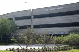 Arena Garage Photo by Robert Curtis