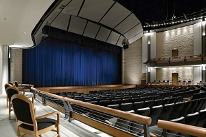 Stand Up For America will be at the Lazzara, which seats 1,300 people. Photo courtesy UNF