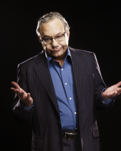 Lewis Black, a comedian known for his angry rants on stage.Photo courtesy UNF